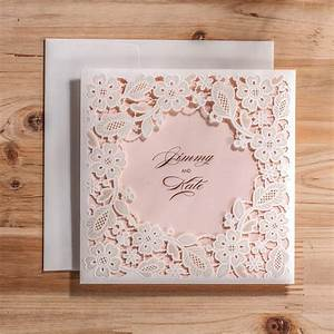 top 10 best cheap diy wedding invitations heavycom With wedding invitations print at home kits