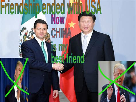 Friendship Ended With Template Friendship Ended With Usa Enrique Pe 241 A Nieto