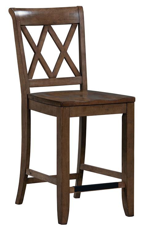 Standard Furniture Vintage 11327 Xback Weathered Grey