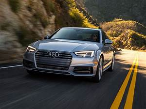 The 2017 Audi A4 Time Travels And Gets A Manual