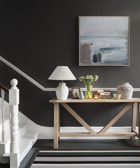 Ideas In Grey by Grey Hallway Ideas From Moody Greys To Light Pastel