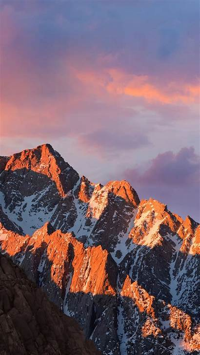 4k Sierra Android 5k Macos Mountains Wallpapers
