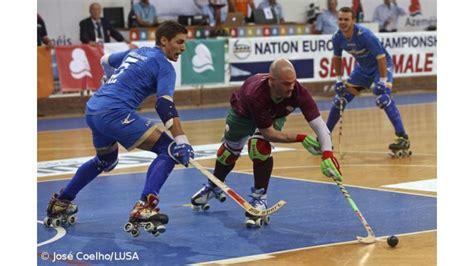 Gosto de hóquei em patins. Portugal sagra-se campeão europeu de hóquei em patins - Açoriano Oriental