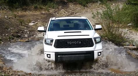 toyota tundra trd pro pricing  leaked  expensive     roader  report