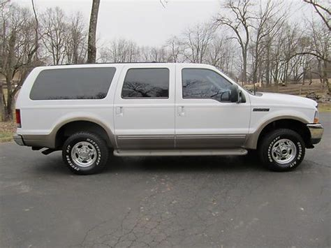 books on how cars work 2002 ford excursion electronic throttle control buy used 2002 ford excursion limited sport utility 4 door 7 3l in phoenixville pennsylvania