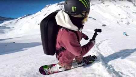 gopro accessories  skiing  snowboarding action gadgets reviews