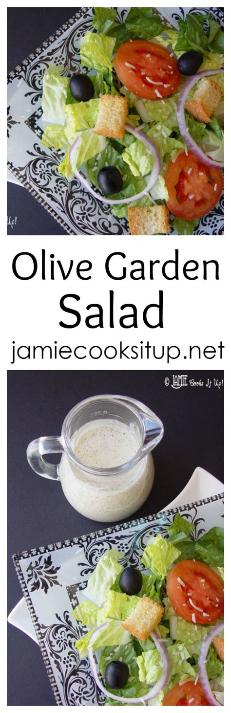 Olive Garden Salads by Olive Garden Salad With Dressing