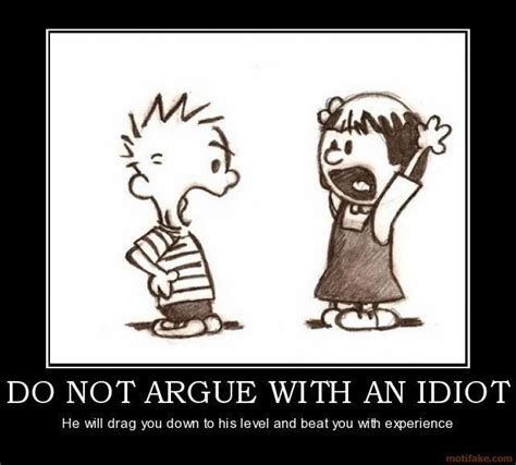 Argue Meme - how not to argue like an idiot dommelsch west