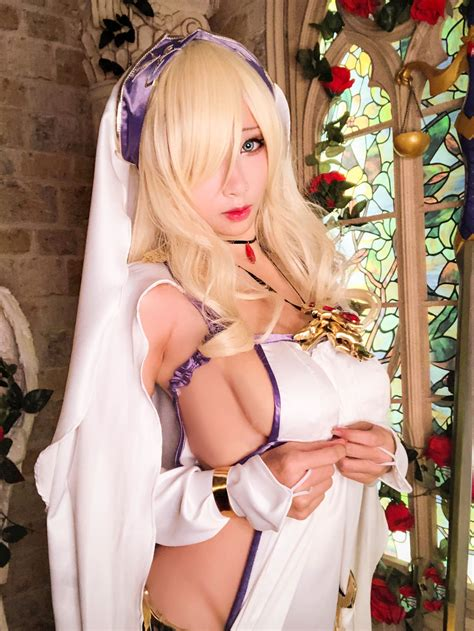 read sword maiden cosplay by haneame hentai online porn manga and doujinshi