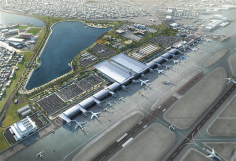Security plans reviewed for Bahrain International Airport ...