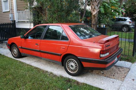 Peugeot 405 Mi16 For Sale by Peugeot 405 406 Sedan 1991 For Sale Vf3db1333ms519132