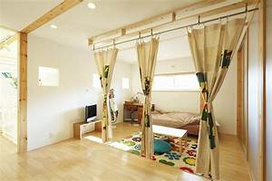 Japanese Kids Bedroom Interior Style