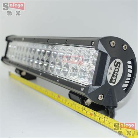 atv off road lights 17 quot inch off road led roof light bar 108w cree led work