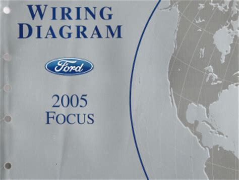 Ford Focus Wiring Diagrams