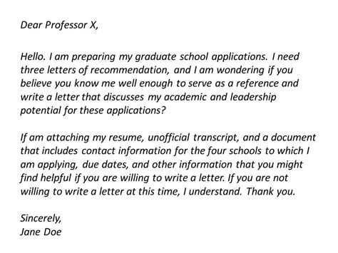 letters  recommendation career skillet