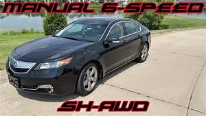 Acura Tl Sh Awd Manual For Sale