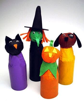 Halloween Trickortreaters Craft