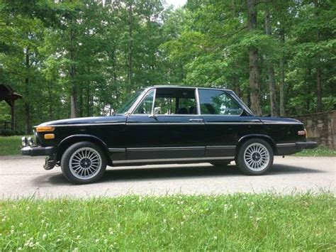 Buy New 1976 Bmw 2002 Beautiful Restoration! Collector