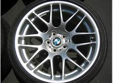 FS BMW OEM CSL WHEELS wNEW Tires Never Used
