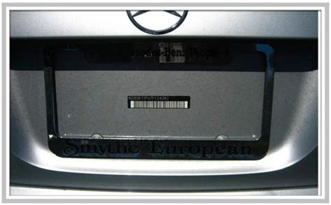 iphone savior steve jobs barcode license plate mystery solved