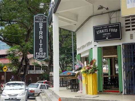 cuisine co straits food company at bangsar restaurant review