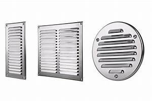 Stainless Steel Air Vent Grille Metal Ventilation Cover