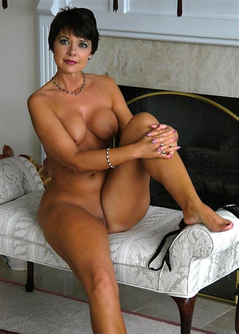 Milf Tanja 2 9  In Gallery Sexy Short Haired Milf In