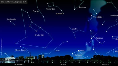 der sternenhimmel im september der himmel wird herbstlich