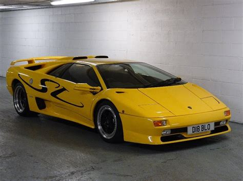 used lamborghini diablo used lamborghini diablo 5 7 sv 2dr for sale in west
