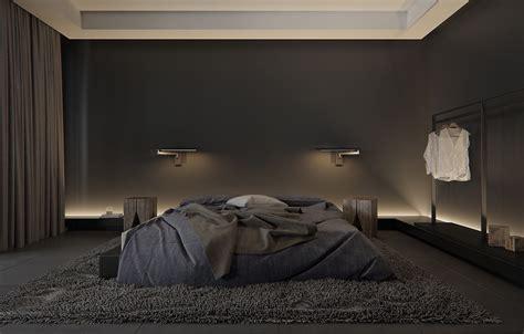 luxury styles  dark  daring interiors
