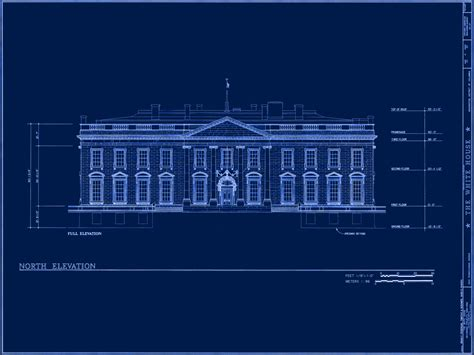 How To Find Blueprints Of Your House by White House Museum Home Plans Blueprints 25485