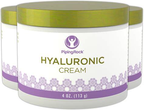 Hyaluronic Acid Cream | Skin Care | Piping Rock Health ...