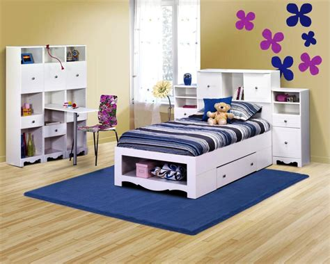 Blue Modern Toddler Bed  The Holland  Fun Ideas For