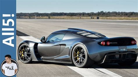 Fastest Production by 5 Fastest Production Cars In The World 2015