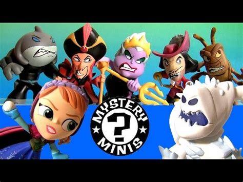 disney heroes  villains mystery minis surprise boxes