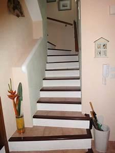 idee deco escalier interieur meilleures images d With superb idee couleur escalier bois 4 cage descalier 20 idees deco pour un bel escalier