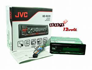 Jvc Kd Mp3  Wma Car Stereo Receiver W  Dual Aux 3