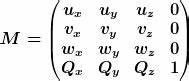 Inverse Berechnen Matrix : gau sches eliminationsverfahren zur berechnung der determinanten einer 4x4 matrix ~ Themetempest.com Abrechnung