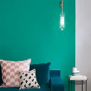 Bleu Vert D Eau : 7 nuances de vert pour habiller nos murs marie claire ~ Preciouscoupons.com Idées de Décoration