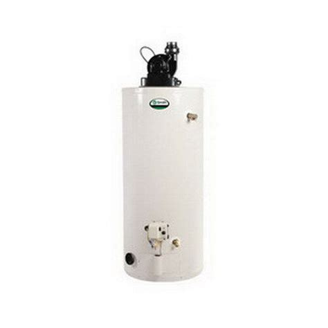 ao smith promax gpvl  power vent short natural gas water