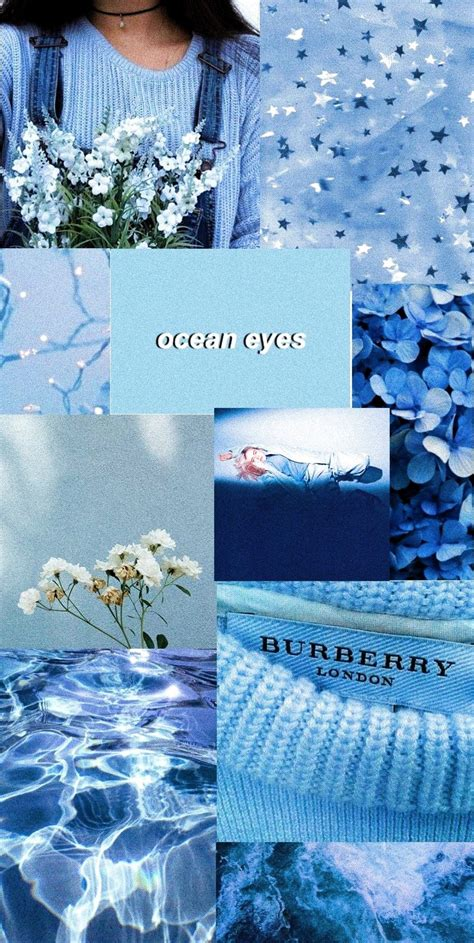 blue baby blue pastel blue aesthetic pictures wallpaper