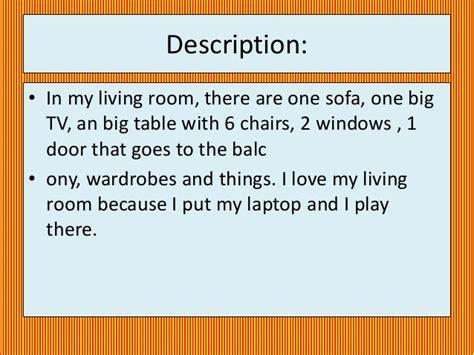 description of living room my future living room
