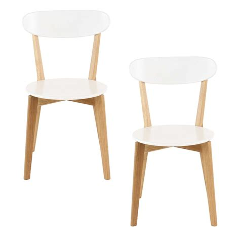 lot de 2 chaises en ch 234 ne pixy absolument design