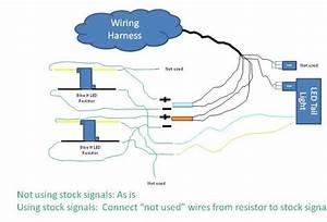 Resistor For Led Tail Light - Cbr Forum