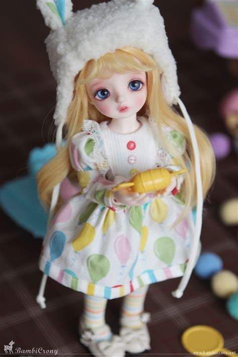 Bambi Crony For You And Dolls