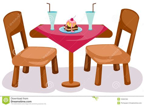sofá restaurante vetor table and chairs royalty free stock photo image 16353165
