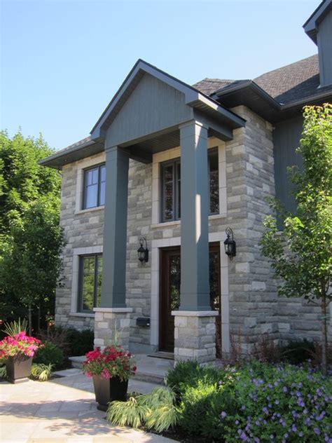 exterior columns contemporary exterior ottawa by
