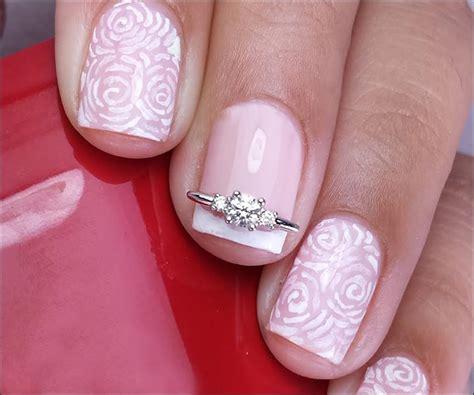 33 Bridal Nail Art Designs Ideas, Tips And Diy Videos We Love