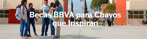 Bbva asset management pone en marcha su programa de becas en gestión de activos, una iniciativa que puede suponer un gran salto en tu carrera profesional. Becas BBVA para Chavos que inspiran para secundaria, 2020