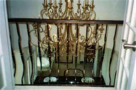 ornamental aluminum railing